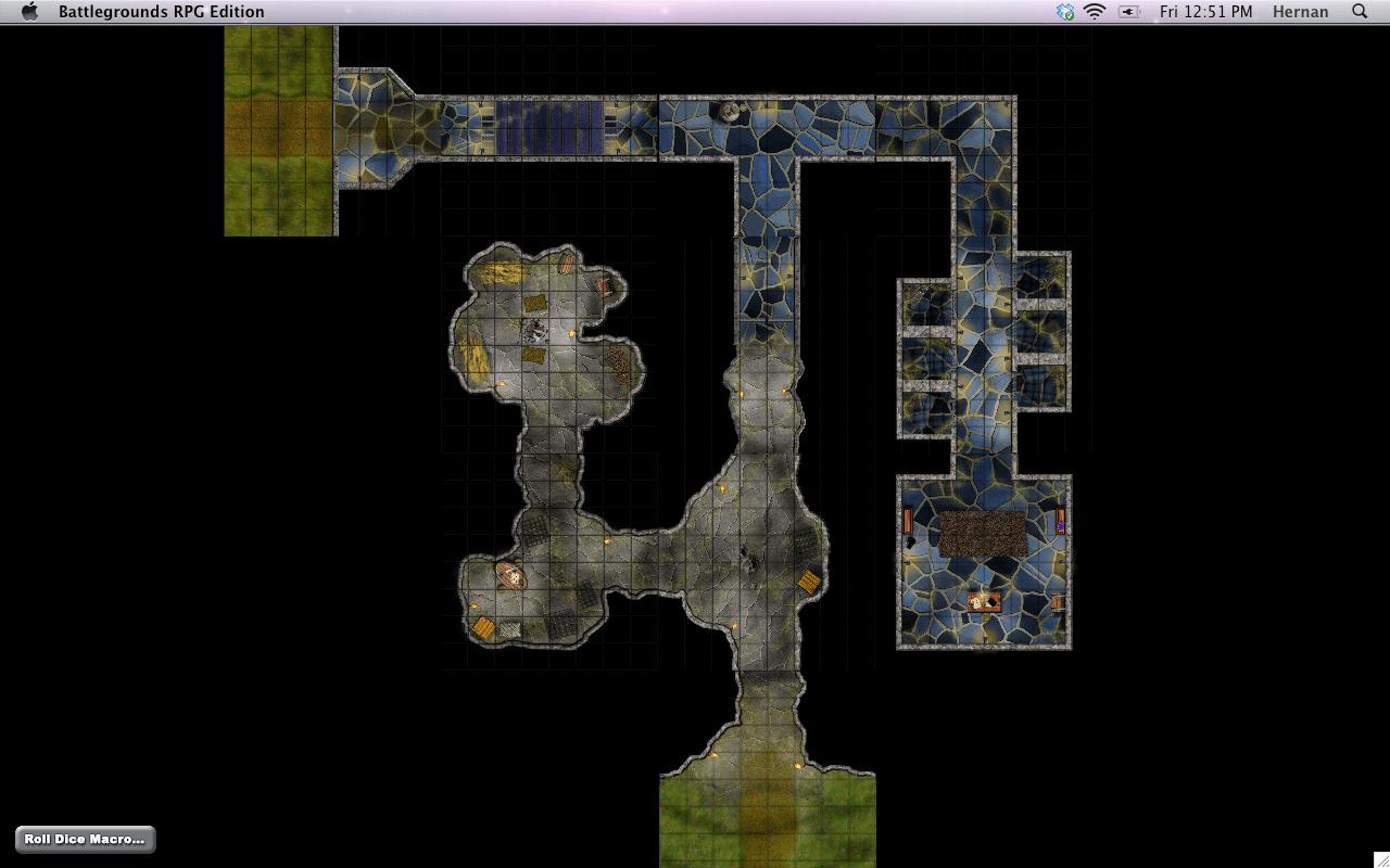 DWW Indoor Map Tiles – MapForge