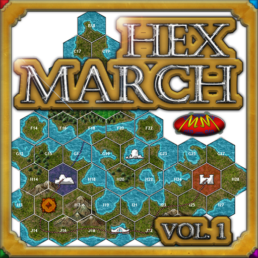 Hex March, Vol. 1 - World Map Builder on map creation freeware, housing maps, map engineering company, maps of the world, maps on us, map software for os x, map maker pro, google maps mania, map captain, map of amtrak through glacier park,